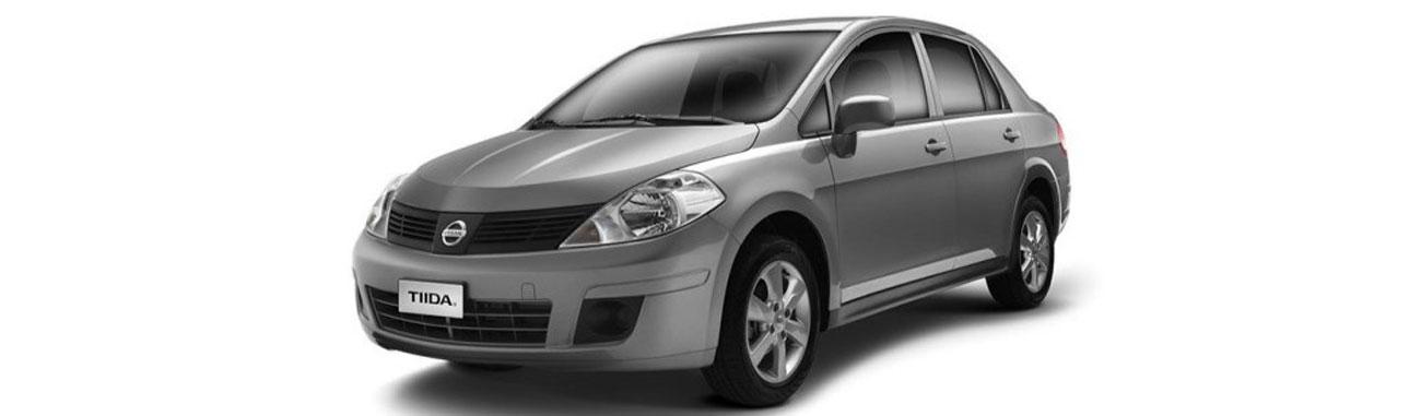 El Tiida 2017 de Nissan es una opción familiar que cuenta con un gran espacio en su interior, además de ser un automóvil que no afectará tu bolsillo.