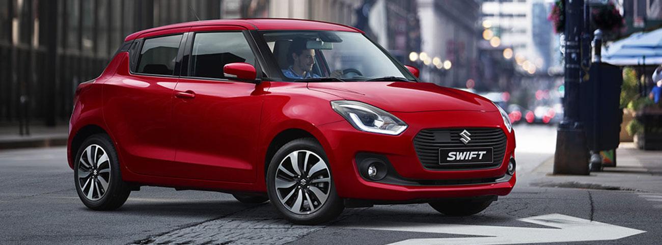Con una completa renovación llega el Suzuki Swift 2018, estableciéndose sobre un mercado automotriz altamente competitivo.