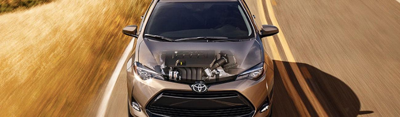 """Toyota Corolla 2018 fue creado bajo el concepto """"dinamismo icónico"""", un parteaguas en el diseño dentro de los autos de la firma y su categoría."""