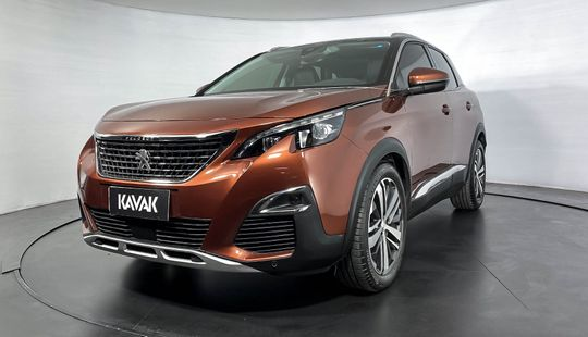 Peugeot 3008 GRIFFE THP 2018