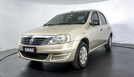 Renault Logan AUTHENTIQUE-2012