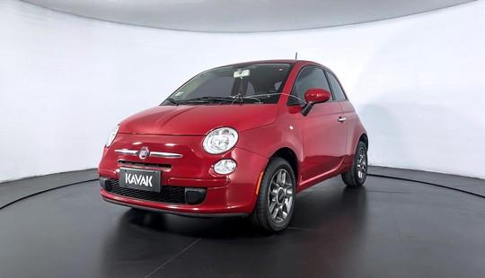 Fiat 500 CULT-2012