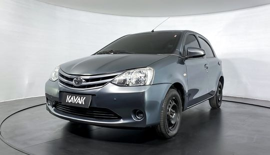 Toyota Etios X-2014