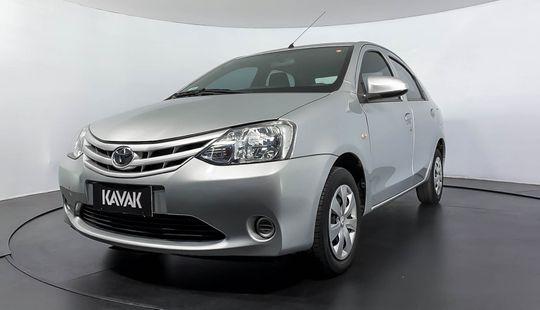 Toyota Etios X SEDAN 2014