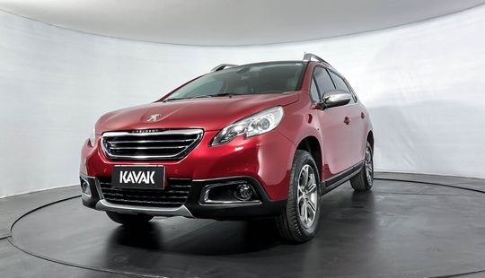 Peugeot 2008 THP GRIFFE 2017
