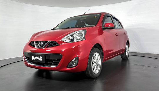 Nissan March SV 2015