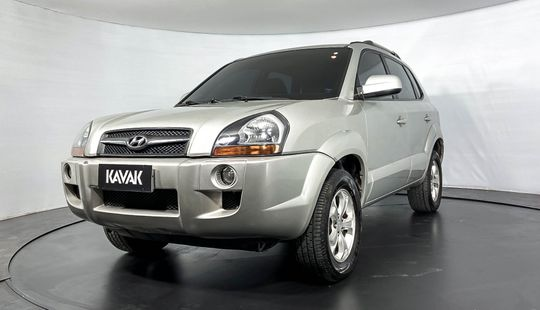 Hyundai Tucson MPFI GLS 2WD-2013