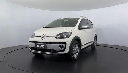 Volkswagen Cross Up TSI 2016