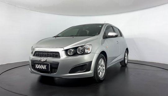 Chevrolet Sonic LT-2013