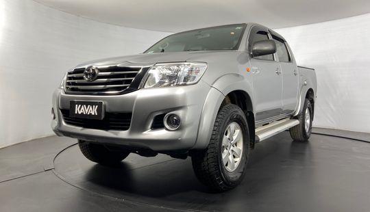 Toyota Hilux SR CD 2015