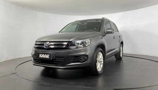 Volkswagen Tiguan TSI TURBO 2014