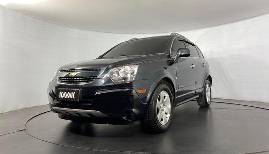 Chevrolet Captiva SFI ECOTEC FWD 2011