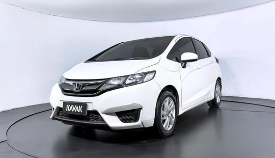 Honda Fit LX-2017