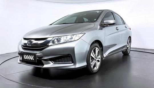 Honda City LX-2015