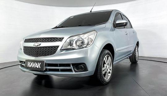 Chevrolet Agile MPFI LTZ-2012
