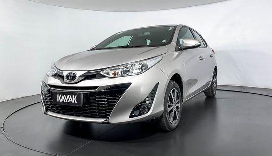 Toyota Yaris XS MULTIDRIVE-2020