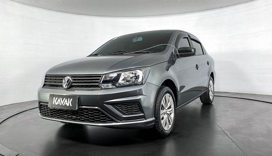 Volkswagen Voyage MSI TOTAL-2019