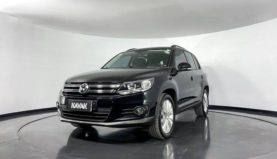 Volkswagen Tiguan TSI TURBO DSG 2017