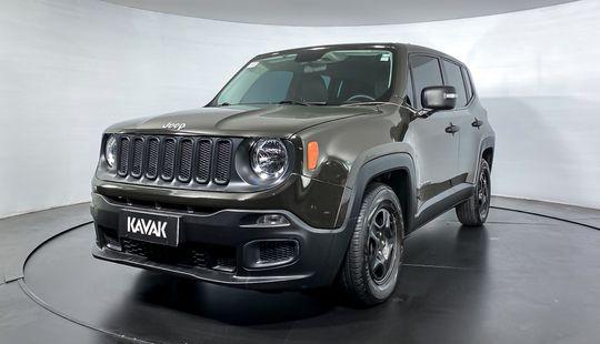 Jeep Renegade Versão base 2018