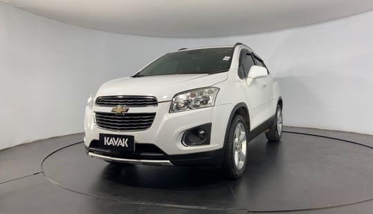 Chevrolet Tracker MPFI LTZ-2015