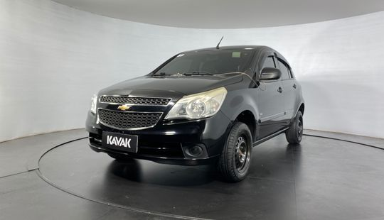 Chevrolet Agile MPFI LTZ-2011