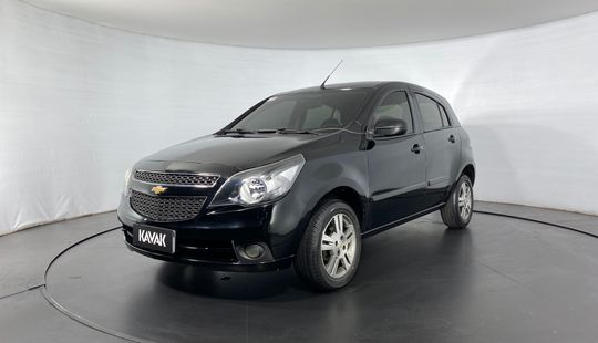 Chevrolet Agile MPFI LTZ-2013