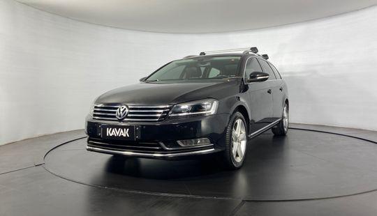 Volkswagen Passat Variant TSI 2012