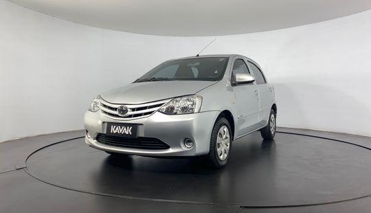 Toyota Etios X 2015