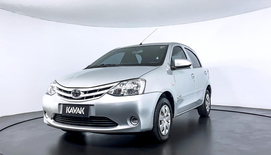 Toyota Etios X-2015