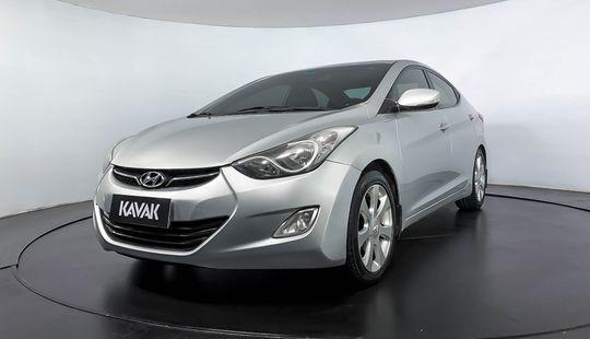 Hyundai Elantra GLS-2012