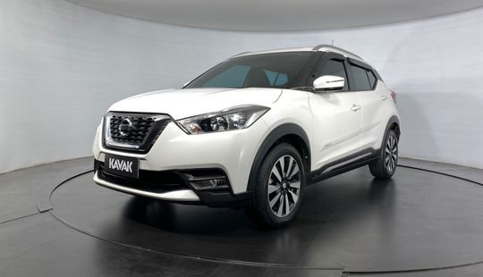 Nissan Kicks START SV LIMITED 2017