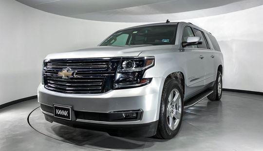 Chevrolet Suburban LTZ-2016