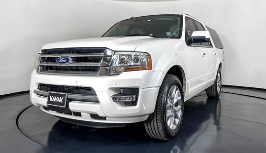 Ford Expedition Max Limited-2017