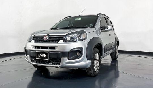 Fiat Uno Hatch Back Way-2018