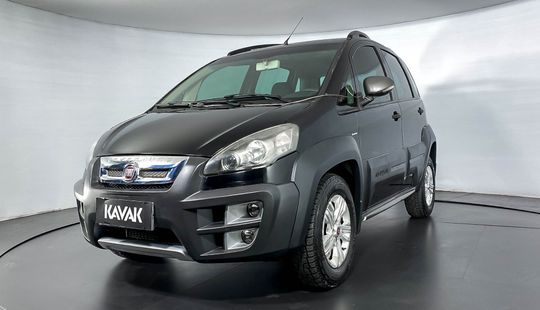 Fiat Idea MPI ADVENTURE-2013