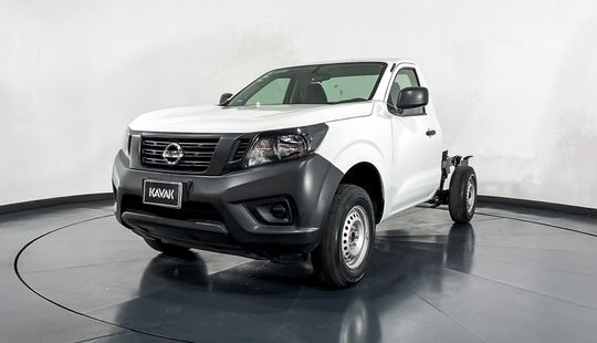 Nissan NP 300 Chasis Cabina-2018