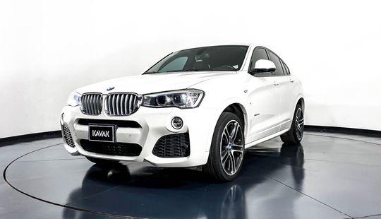 BMW X4 35i M Sport-2017