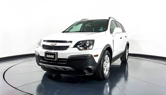 Chevrolet Captiva Sport LS-2015
