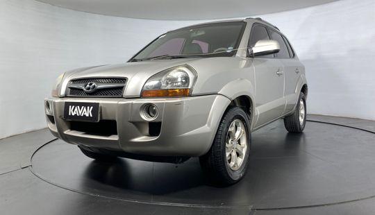 Hyundai Tucson MPFI GLS 2WD 2010