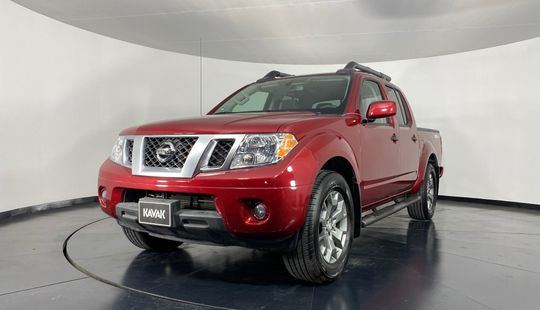 Nissan NP300 Frontier Pro 4x-2019