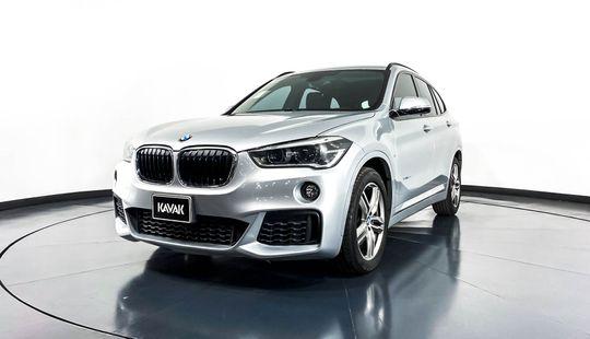 BMW X1 20i M Sport-2016