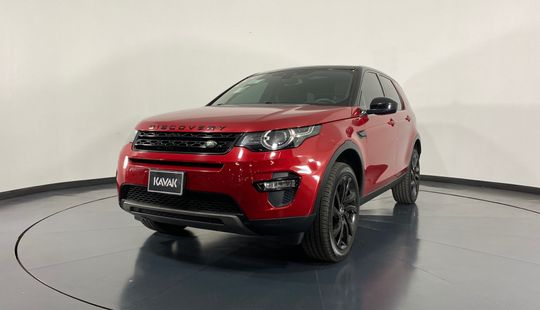 Land Rover Discovery Sport HSE Luxury RA-19-2019
