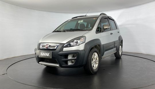 Fiat Idea MPI ADVENTURE 2013