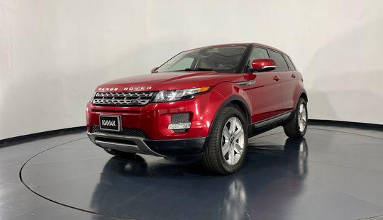 Land Rover Range Rover Evoque Pure-2013