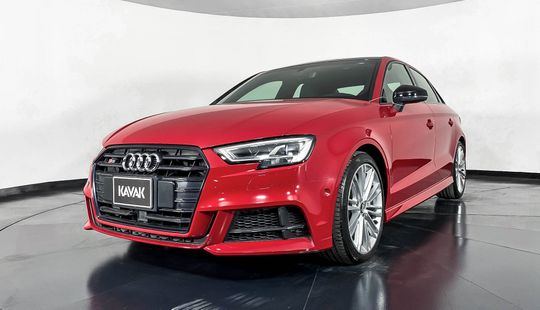 Audi S3 S3-2018