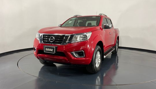 Nissan NP300 Frontier Chasis Cabina-2019