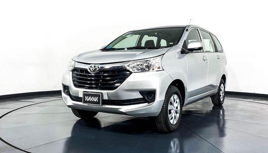 Toyota Avanza Premium-2017