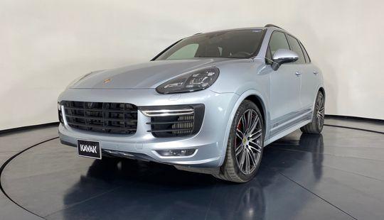 Porsche Cayenne Cayenne GTS-2016