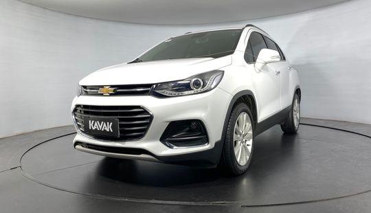 Chevrolet Tracker TURBO PREMIER 2018