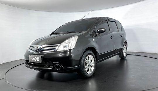 Nissan Livina S-2013
